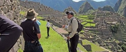 Servicio de guía en Huayna Picchu
